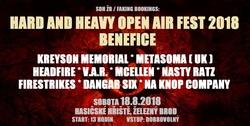 Profilový obrázek HARD AND HEAVY OPEN AIR FEST 2018 / BENEFICE