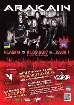 Profilový obrázek VESPER - Vořežprut - ARAKAIN | Blýská se tkání Tour