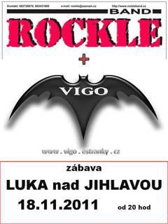 Profilový obrázek ROCKLE + V I G O   zábava