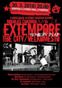 Profilový obrázek Ex-Extempore - The City / Velkoměsto