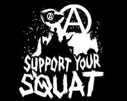 Profilový obrázek Klinika zůstane - Support your squat - benefiční koncert