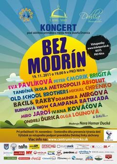 Profilový obrázek Bez modrín - benefičný koncert