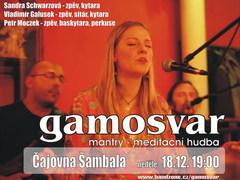 Profilový obrázek Vánoční koncert v čajovně Šambala v Ostravě
