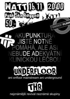 Profilový obrázek UnderFloor + THR - WATT Plzeň