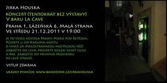 Profilový obrázek Jirka Houska - Koncert v La Cave