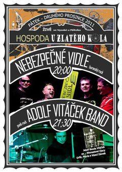 Profilový obrázek Nebezpečné vidle a Áda Vitáček Band