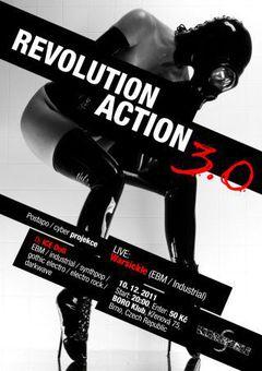 Profilový obrázek Revolution Action 3.0  (10.12.2011 Brno)