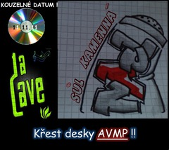 Profilový obrázek Křest alba !! - AVMP