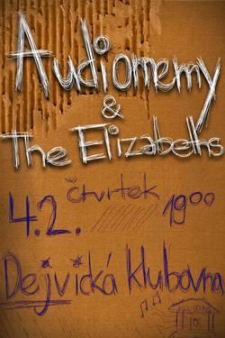 Profilový obrázek Audiomemy a The Elizabeths v Dejvický Klubovně