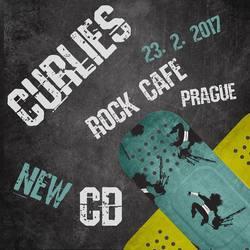 Profilový obrázek Curlies (křest desky) + hosté: Snap Call a Honem