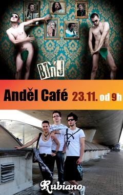 Profilový obrázek Anděl Café PLZEŇ