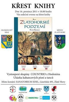 Profilový obrázek Vernisáž,křest knihy -Zlaté Hory