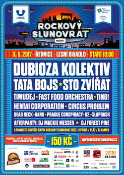 Profilový obrázek Rockový Slunovrat 2017