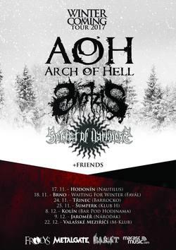Profilový obrázek Winter Is Coming Tour @ Kolín