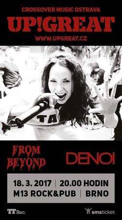 Profilový obrázek Up!Great | Denoi | From Beyond