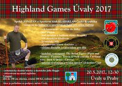 Profilový obrázek Highland Games Úvaly 2017