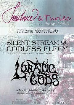 Profilový obrázek Smutnice & Turiec tour 2018, Námestovo (sk)