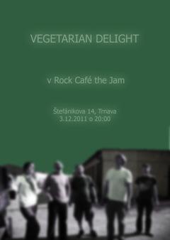 Profilový obrázek Vegetarian Delight v Rock Café the Jam
