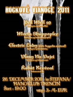 Profilový obrázek Rockové Vianoce 2011 Piano Club