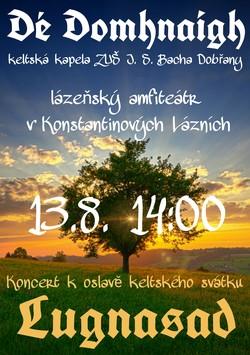 Profilový obrázek Koncert Dé Domhnaigh k oslavě keltského svátku Lugnasad