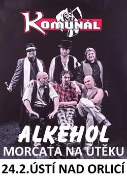 Profilový obrázek Komunál / Alkehol / Morčata na útěku