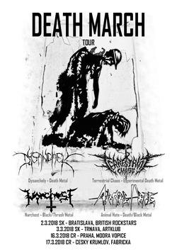 Profilový obrázek Death March Tour 2018