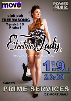 Electric Lady + Prime Services