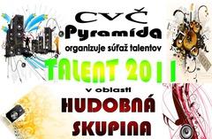 Profilový obrázek Talent Nové Zámky 2011(kapely)