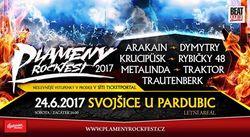 Profilový obrázek PLAMENY ROCKFEST 2017