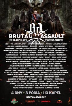 Profilový obrázek Brutal Assault 2017