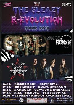 Profilový obrázek The Sleazy R-Evolution: Double Metal 4.0 Brokstedt
