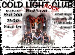 Profilový obrázek Cold Light Rock Club