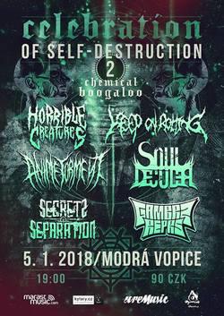Profilový obrázek Celebration of Self Destruction vol. 2