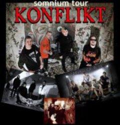 Profilový obrázek Konflikt - Somnium Tour
