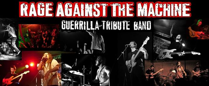 rage against the machine tribute band