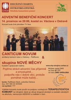 Profilový obrázek Adventní benefiční koncert