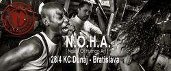 Profilový obrázek NOHA (Noise Of Human Art) @KC Dunaj~
