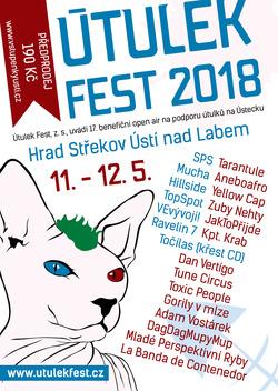Profilový obrázek ÚTULEK FEST '18