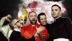 Profilový obrázek The Unholy Preachers - KŘEST EP - Fuckin´ Amen Baby III.