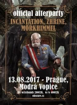 Profilový obrázek (official afterparty) Brutal Assault 2017