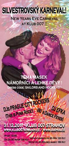 Profilový obrázek Silvestrovská párty