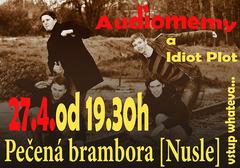 Profilový obrázek Audiomemy + Idiot Plot