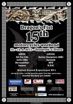 Profilový obrázek Dragon's Fist 15th Motorcycles Weekend
