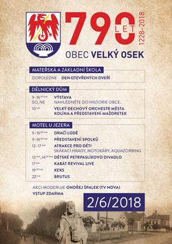 Profilový obrázek BRUTUS, KEKS, Kabát revival Live - Výročí 790 let obce Velký Osek