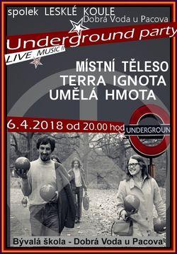 Profilový obrázek Underground live party
