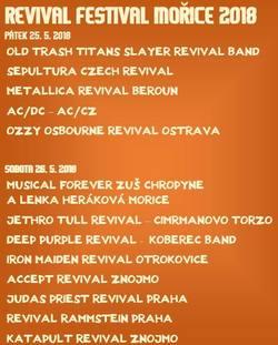 Profilový obrázek Revival festival Mořice