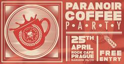 Profilový obrázek Paranoir coffee party