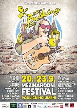 Profilový obrázek Pilsen Busking Fest 2017