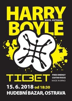 Profilový obrázek Harry Boyle + Tibet v Hudebním bazaru