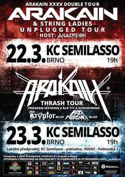 Profilový obrázek ARAKAIN THRASH TOUR 2017